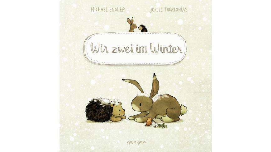 Wir zwei im Winter (Pappbilderbuch) - Band 3