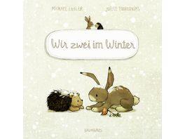 Wir zwei im Winter Pappbilderbuch Band 3