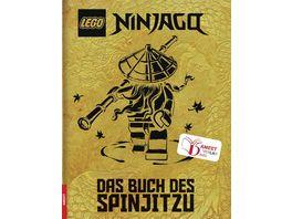 LEGO NINJAGO Das Buch des Spinjitzu Jubilaeumsausgabe