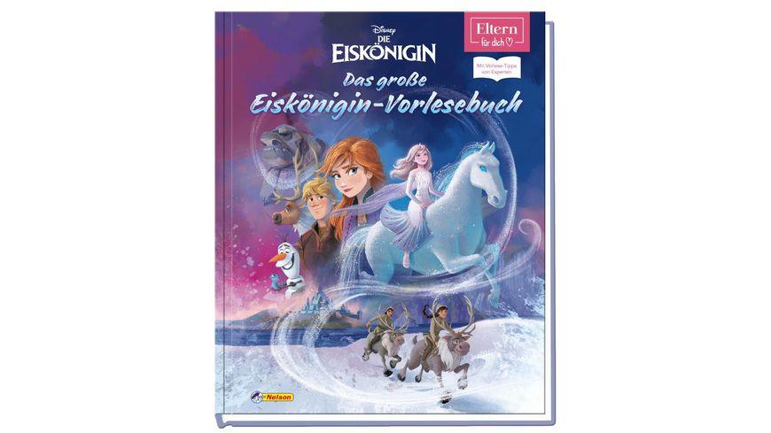Disney Das grosse Eiskoenigin Vorlesebuch ELTERN Vorlesebuch