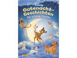 Disney Klassiker Gutenacht Geschichten fuer schoene Traeume Geschichten zum Vorlesen fuer Kinder ab 3 Jahren