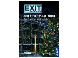 EXIT Das Buch Der Adventskalender Die finstere Weihnacht