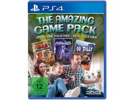 The Amazing Game Pack