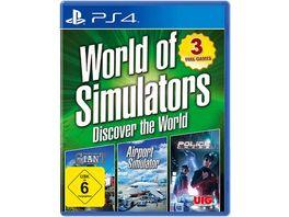 World of Simulators Discover the World