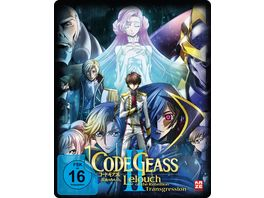 Code Geass Lelouch of the Rebellion II Transgression Movie