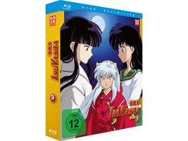 InuYasha TV Serie Box 3 4 Blu rays