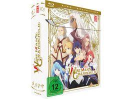 Wise Man s Grandchild Blu ray Vol 1 Sammelschuber Limited Edition