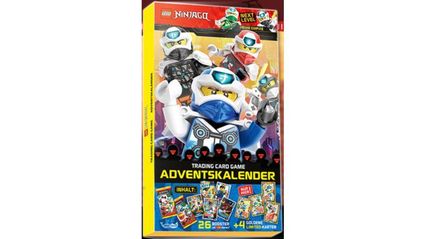LEGO Ninjago 5 Next Level Adventskalender