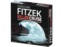 moses Sebastian Fitzek Killercruise
