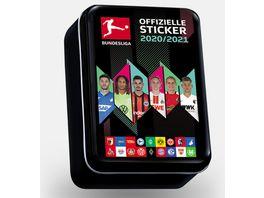 Topps Bundesliga Sticker 20 21 Sammeldose