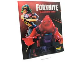 Panini Fortnite Reloaded Black Frame Series Sticker Album