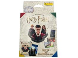 Panini Harry Potter Saga 2020 Hybrid Sticker Blister