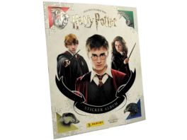 Panini Harry Potter Saga 2020 Hybrid Sticker Album