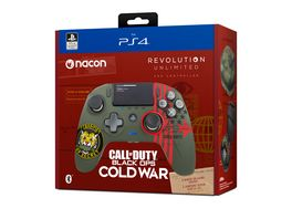 PS4 Controller Revolution Unlimited Call of Duty Black Ops Cold War