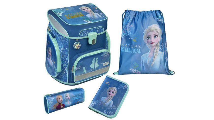 Scooli Schulranzen-Set EasyFit 5teilig  Frozen 2