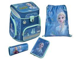 Scooli Schulranzen Set EasyFit 5teilig Frozen 2