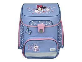 Scooli Schulranzen Set EasyFit 5teilig Minnie Mouse