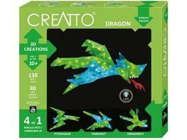 KOSMOS CREATTO Drache Dragon