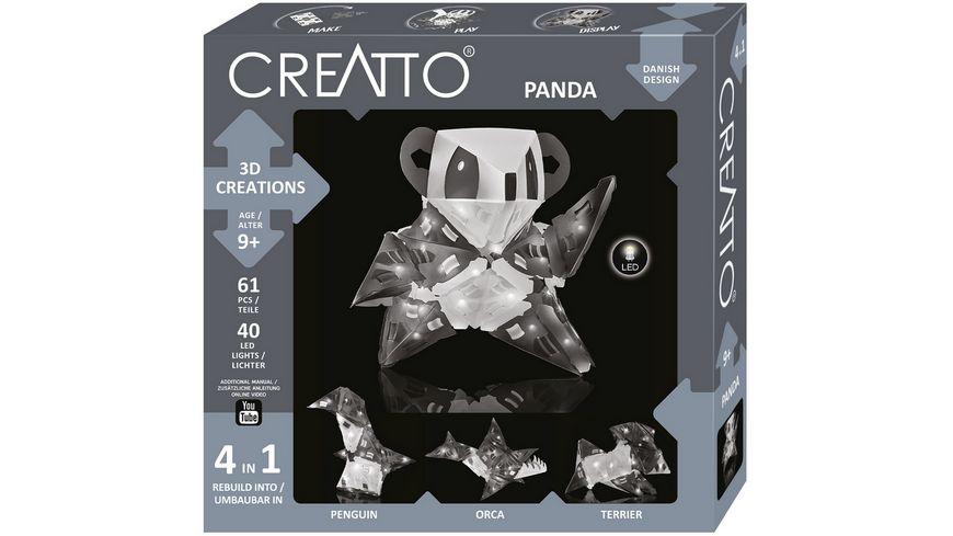 KOSMOS - CREATTO Panda