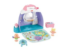 Fisher Price Little People Babys Kinderzimmer