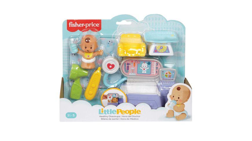 Fisher Price Little People Babys Kleines Spielset 1 Stueck sortiert