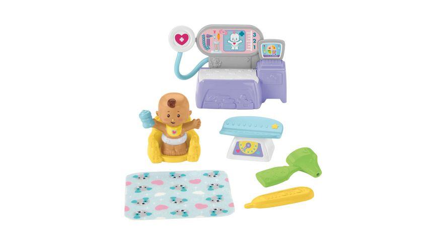 Fisher Price Little People Babys Kleines Spielset, 1 Stück, sortiert