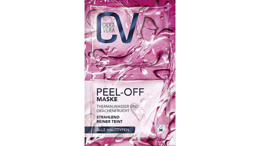 CV Peel-Off Maske