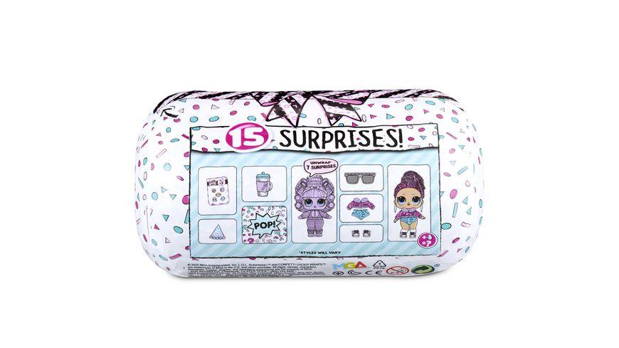 LOL Surprise Confetti Under Wraps Surprise