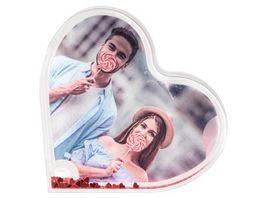 Hama Acryl Rahmen Heart
