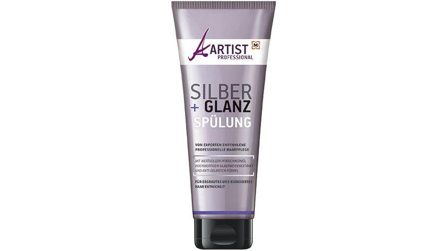 ARTIST Professional Silber + Glanz Spülung