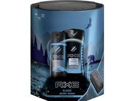 AXE Geschenkset Alaska Bodyspray Duschgel Badetuch