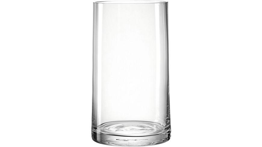LEONARDO Solifleur Vase  Novara klar 26 cm