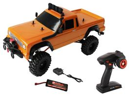drive fly DF 4S Scale Crawler 313mm Edition PickUp ORANGE