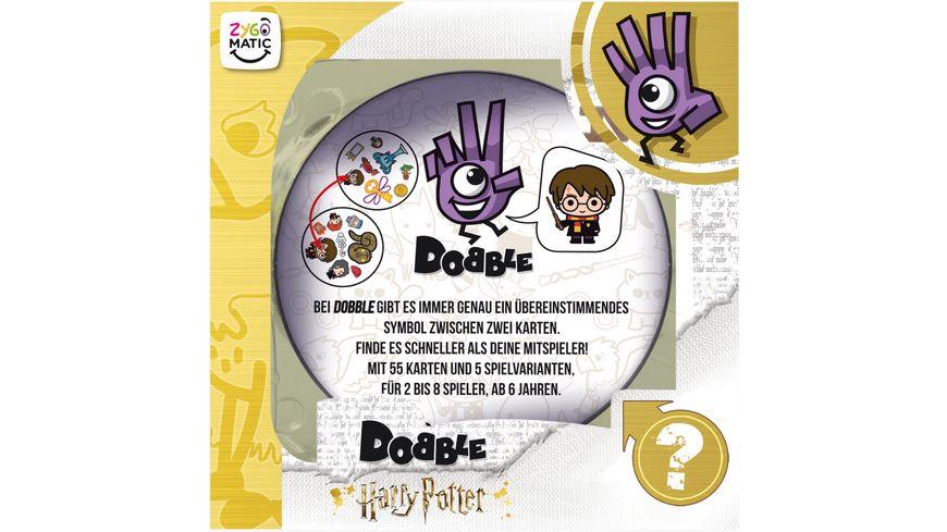 Asmodee Dobble Harry Potter