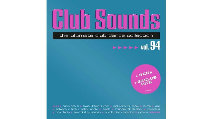 Club Sounds Vol 94