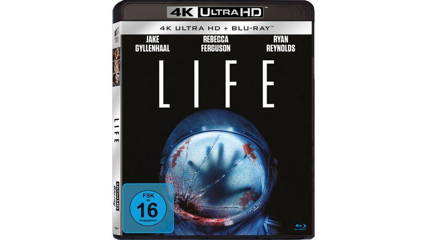Life  (4K Ultra HD) (+ Blu-ray 2D)
