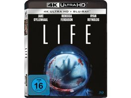 Life 4K Ultra HD Blu ray 2D