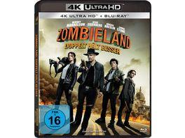 Zombieland Doppelt haelt besser 4K Ultra HD Blu ray 2D