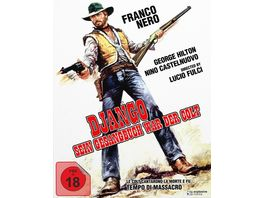 Django Sein Gesangbuch war der Colt Mediabook Cover A Limited Edition DVD