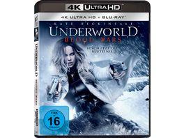 Underworld Blood Wars 4K Ultra HD Blu ray 2D