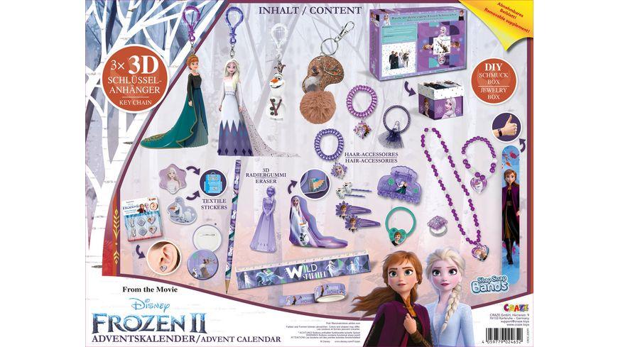 Craze Adventskalender Frozen II