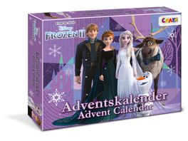 Craze Adventskalender Frozen II