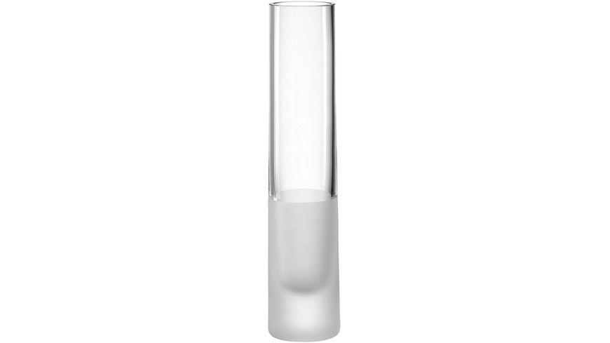 LEONARDO Solifleur Vase Novara satiniert 24 cm