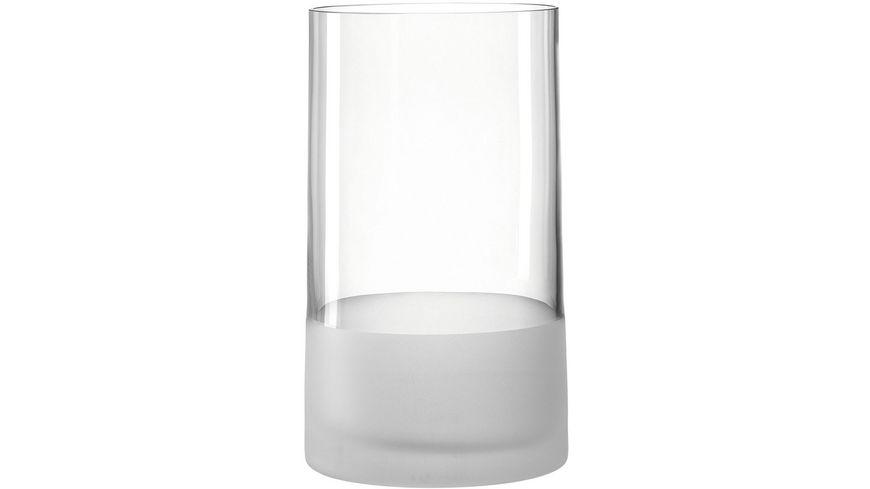 LEONARDO Solifleur Vase Novara satiniert 26 cm