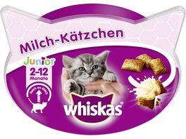 WHISKAS Milch Kaetzchen