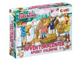 Craze Adventskalender Bibi Tina