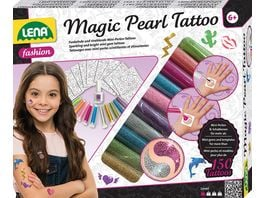 Lena Magic Pearl Tattoo mit Jewelry GRATIS Probe