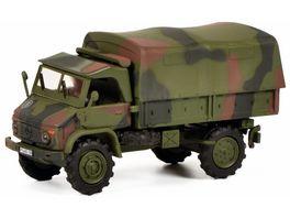 Schuco Edition 1 87 Unimog S404 BUNDESWEHR