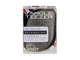 New Flag TANGLE TEEZER Compact Styler black sparkle