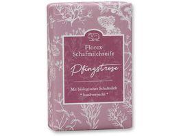 Florex Schafsmilchseife Pfingstrose